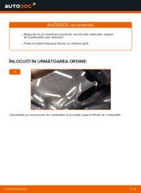 Cum să efectuați înlocuirea: Filtru combustibil la 1.6 RENAULT MEGANE II Saloon (LM0/1_)