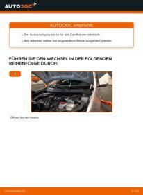 Wie der Wechsel durchführt wird: Zündkerzen Nissan Qashqai j10 1.5 dCi 2.0 dCi Allrad 1.6 tauschen