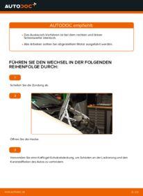 Wie der Wechsel durchführt wird: Hauptscheinwerfer Mercedes W638 Bus 112 CDI 2.2 (638.194) 108 CDI 2.2 (638.194) 110 TD 2.3 (638.174) tauschen