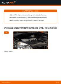 Jak przeprowadzić wymianę: Filtr oleju w 1.2 Renault Clio 2