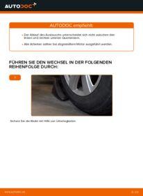 Wie der Wechsel durchführt wird: Querlenker Audi A6 4f2 3.0 TDI quattro 2.0 TDI 2.4 tauschen
