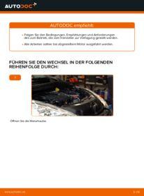 Wie der Wechsel durchführt wird: Luftfilter Peugeot 208 1 1.4 HDi 1.2 1.6 HDi tauschen