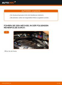 Wie der Wechsel durchführt wird: Zündkerzen Golf 5 1.9 TDI 1.6 2.0 GTI tauschen