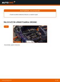 Cum să efectuați înlocuirea: Suport motor la 1.6 16V (F08, F48) Opel Astra g f48