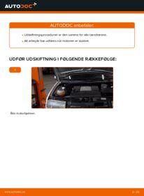Hvordan man udfører udskiftning af: Tændrør på 1.4 16V Skoda Fabia 6y5