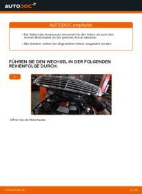 Wie der Wechsel durchführt wird: Bremssattel Mercedes W203 C 220 CDI 2.2 (203.006) C 180 1.8 Kompressor (203.046) C 220 CDI 2.2 (203.008) tauschen