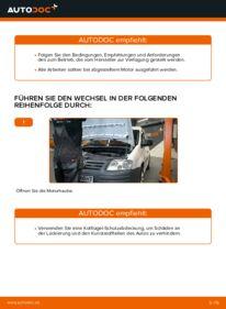 Wie der Wechsel durchführt wird: Luftfilter VW Caddy 3 Kombi 1.9 TDI 1.6 TDI 2.0 EcoFuel tauschen