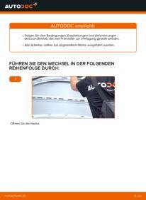 Wie der Wechsel durchführt wird: Zündkerzen VW Caddy 3 Kombi 1.9 TDI 1.6 TDI 2.0 EcoFuel tauschen
