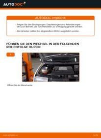 Wie der Wechsel ausgeführt wird: Luftfilter beim 1.4 16V Skoda Fabia 6y5