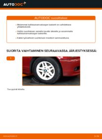Kuinka vaihtaa Kallistuksenvakaajan Puslat 330Ci 3.0 BMW 3 Convertible (E46) -autoon