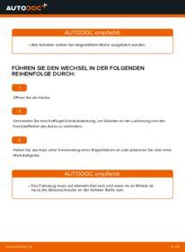 Wie der Wechsel durchführt wird: Getriebeöl und Verteilergetriebeöl VW TRANSPORTER IV Bus (70XB, 70XC, 7DB, 7DW) 2.5 TDI 2.4 D 1.9 TD tauschen