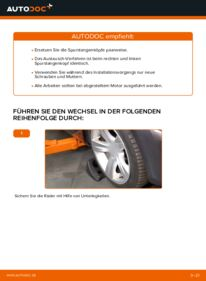 Wie der Wechsel durchführt wird: Spurstangenkopf BMW E92 335i 3.0 320d 2.0 335d 3.0 tauschen