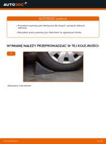 Jak przeprowadzić wymianę: Wahacz w 320d 2.0 BMW E90