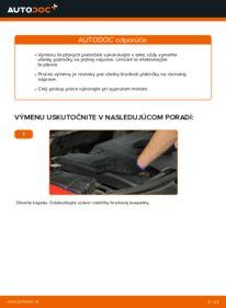 Ako vykonať výmenu: Brzdové Platničky na 2.0 16V Ford Mondeo bwy