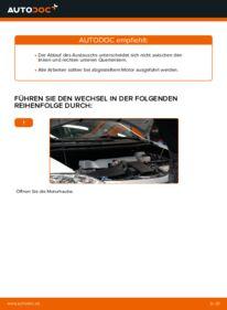 Wie der Wechsel durchführt wird: Querlenker Toyota Auris e15 1.4 D-4D (NDE150_) 2.0 D-4D (ADE150_) 1.6 (ZRE151_) tauschen