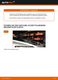 Wie der Wechsel durchführt wird: Luftfilter Volvo v50 mw 2.0 D 1.6 D 1.6 D2 tauschen