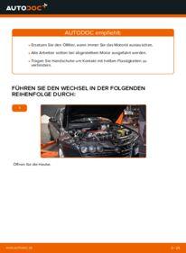 Wie der Wechsel durchführt wird: Ölfilter Alfa Romeo 159 Sportwagon 1.9 JTDM 16V 2.4 JTDM 2.0 JTDM tauschen