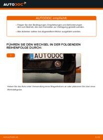 Wie der Wechsel durchführt wird: Luftfilter Alfa Romeo 159 Sportwagon 1.9 JTDM 16V 2.4 JTDM 2.0 JTDM tauschen