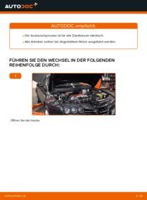 Wie der Wechsel durchführt wird: Zündkerzen Alfa Romeo 159 Sportwagon 1.9 JTDM 16V 2.4 JTDM 2.0 JTDM tauschen
