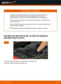 Wie der Austausch bewerkstelligt wird: Bremsscheiben beim 2.0 16V Ford Mondeo bwy
