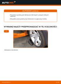 Jak przeprowadzić wymianę: Wahacz w 2.0 16V Ford Mondeo bwy