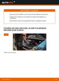 Wie der Wechsel durchführt wird: Ölfilter Honda Insight ZE2/ZE3 1.3 Hybrid (ZE28, ZE2) 1.3 Hybrid (ZE2) 1.3 Hybrid (ZE28, ZE2) tauschen