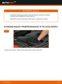 Jak przeprowadzić wymianę: Zacisk hamulca w 2.0 16V Ford Mondeo bwy