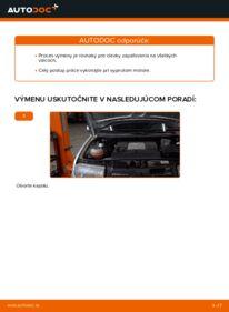 Ako vykonať výmenu: Zapaľovacia cievka na 1.4 16V Skoda Fabia 6y5