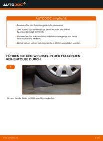 Wie der Wechsel durchführt wird: Spurstangenkopf BMW E90 320d 2.0 320i 2.0 318d 2.0 tauschen