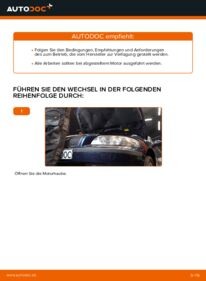 Wie der Wechsel durchführt wird: Luftfilter Volvo V70 SW 2.4 2.4 D5 2.4 T tauschen