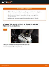 Wie der Austausch bewerkstelligt wird: Bremsbeläge beim 2.0 TDI 16V Audi A3 8p1