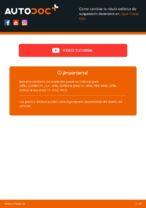 Cómo cambiar y ajustar Juego de zapatas de freno OPEL CORSA: tutorial pdf