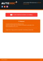 Jak wymienić filtr kabinowy w Skoda Octavia 1Z5