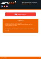 Nemokamos internetinės instrukcijos kaip atnaujinti Alyvos filtras SKODA OCTAVIA Combi (1Z5)
