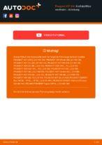 NIPPARTS J1331025 für 307 SW (3H) | PDF Handbuch zum Wechsel