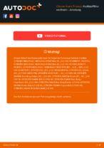 HENGST FILTER 2389200000 für XSARA PICASSO (N68) | PDF Handbuch zum Wechsel