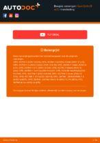 Bougies vervangen: pdf instructies voor OPEL ZAFIRA