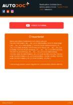 TOYOTA LAND CRUISER (KDJ12_, GRJ12_) Biellette Barra Stabilizzatrice sostituzione: tutorial PDF passo-passo