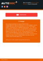 DELPHI HDF939 för XSARA PICASSO (N68) | PDF instruktioner för utbyte
