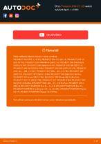 DENSO T04 varten 206 CC (2D) | PDF vaihto-ohje