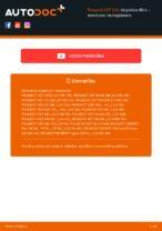 Kad mainīt Degvielas filtrs PEUGEOT 307 SW (3H): pdf rokasgrāmata