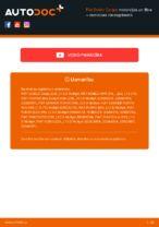 Kad mainīt Eļļas filtrs FIAT DOBLO Cargo (223): pdf rokasgrāmata