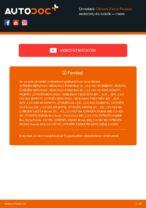 Autószerelői ajánlások - CITROËN Citroen Xsara Picasso 1.6 HDi Üzemanyagszűrő csere