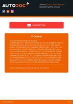 Online tasuta juhised kuidas vahetada Õlifilter CITROËN XSARA PICASSO (N68)