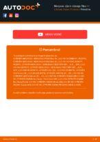PDF priročnik za zamenjavo: Oljni filter CITROËN XSARA PICASSO (N68)