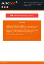 Darmowe instrukcje online jak odnowić Drążek wspornik stabilizator CITROËN XSARA PICASSO (N68)