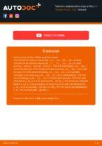 Instalace Brzdové Destičky TOYOTA LAND CRUISER (KDJ12_, GRJ12_) - příručky krok za krokem