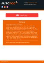 Online tasuta juhised kuidas vahetada Õlifilter TOYOTA LAND CRUISER (KDJ12_, GRJ12_)