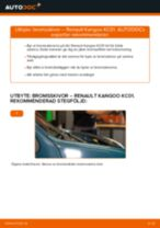 Upptäck vår detaljerade handledning om hur du felsöker RENAULT Bromsskiva fram och bak problemet