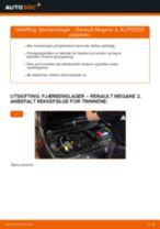 Hvordan bytte Hjullagersett bak og foran Honda Civic EJ7 - guide online